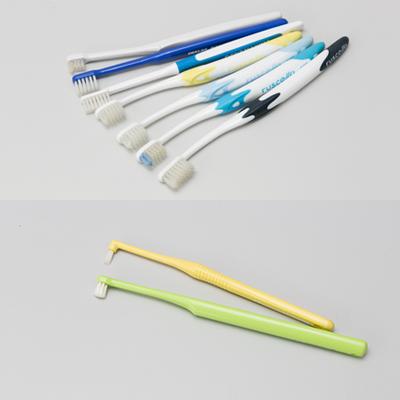 歯ブラシ、ワンタフトブラシ、スポットブラシ